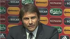 Conte wants Italy to play beautiful football