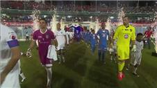 Silvestres Chennaiyin win in India