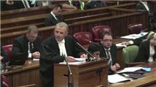 Society demands a harsh punishment, says Pistorius prosecutor