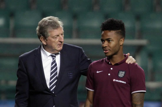 Roy Hodgson warned over Raheem Sterling as Daniel Sturridge is ruled out for FOUR weeks