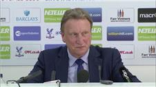 Chelsea receive favourable decisions - Warnock