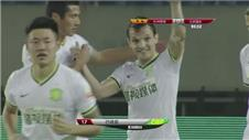 Beijing Guoan stay 2nd after Hangzhou win