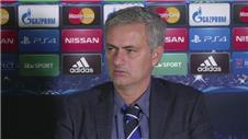Chelsea take Champions League step by step, says Mourinho