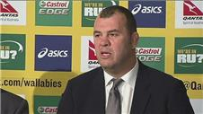 Cheika appointed as the new Wallabies coach