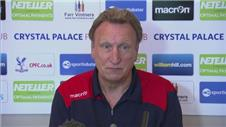 Warnock on West Brom and possible disciplinary