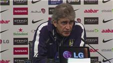 Lampard out; City fans punished - Pellegrini