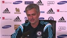 Chelsea confident before Man Utd match