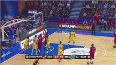 CSKA upset Champions Tel Aviv in Euroleague
