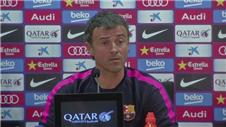 Barcelona plan to dominate Madrid - Luis Enrique
