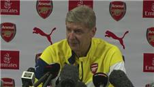 Wenger: Sunderland lacking confidence