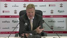 Saints win great - Koeman