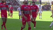 Champions Cup wins for Toulon & Glasgow
