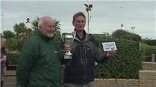 Chris Harding wins the World Crazy Golf championship