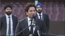 Joining Bradman Foundation 'wonderful' - Tendulkar