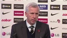 Pardew: I cant ask for more from my players