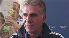 Queiroz talks United, Van Gaal and Ronaldo