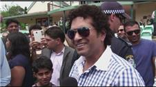 Tendulkar discusses life after cricket