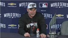 Bochy 'numb' after World Series win