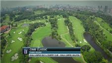 Na and Moore share lead at CIMB Classic in Kuala Lumpur
