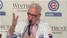 Joe Maddon named Chicago Cubs manager