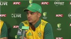 Duminy hails debutants in Australia win