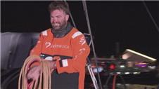 Team Alvimedica finish fifth at the Volvo Ocean Race