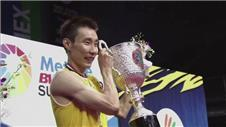 World's best badminton player suspended