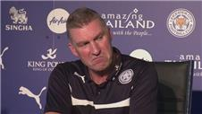 Leicester lacking confidence, says Pearson