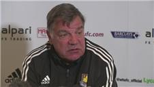 Allardyce refuses to set West Ham goals