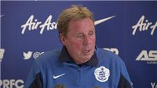 Redknapp: QPR will stay up