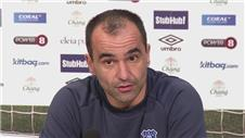 Martinez plays down relationship breakdown with Martin ONeill