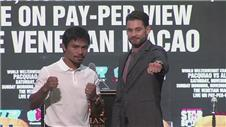 Pacquiao excited for Algieri fight