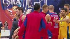 CSKA Moscow first team to qualify for 16 in basketballs Euroleague