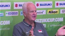Managers preview Asias Suzuki Cup