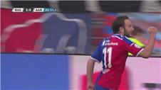 Basel beat Aarau 3-0 to go top in Switzerland