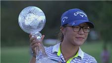 Ko wins CME Group Tour Championship