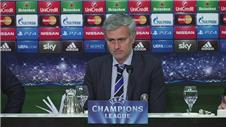 Chelsea not tired because of dominance - Mourinho