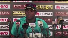 Hughes' death very hard to get over - Mathews