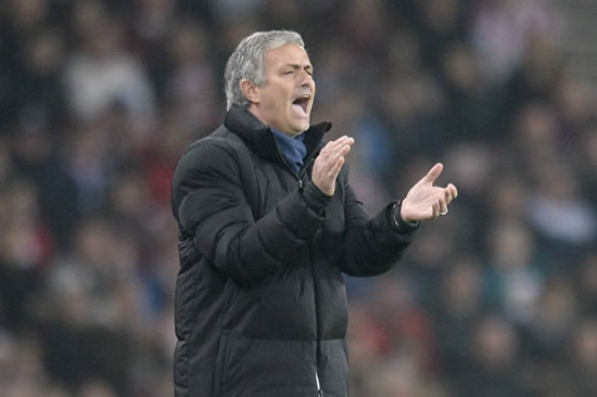 Jose Mourinho reveals the SECRET behind Chelsea's stunning form
