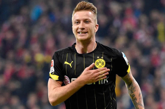Chelsea join Arsenal and Man City in race for £20m star Marco Reus