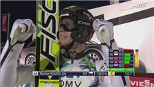 Koudelka wins Men's Ski Jumping World Cup event after canceled round