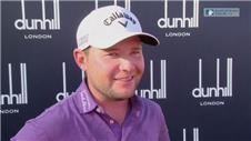 Dunhill Championship victory amazing - Grace