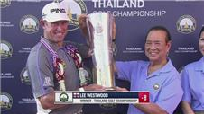 Englands Westwood wins Thailand Golf Championship