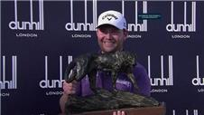 Grace claims Dunhill Championship