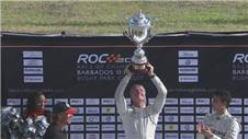 Coulthard wins Champion of Champions event in Barbados