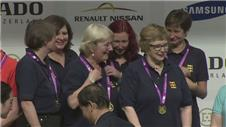 England wins gold at World Mind Games