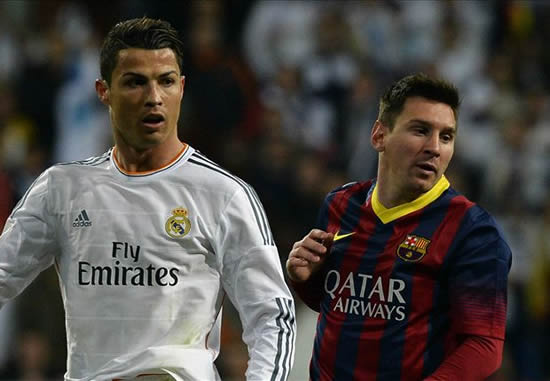Madrid get luck of the draw as Barca handed short straw