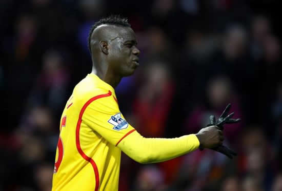 Get Balotelli out of Liverpool! Former Reds ace urges Rodgers to ditch misfiring Mario