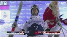 Marquis and Galysheva win Dual Moguls World Cup opener