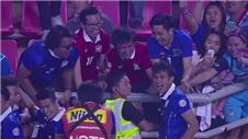 Thailand put one hand on Suzuki Cup